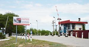 С 10 июля закрывается железнодорожный переезд в посёлке